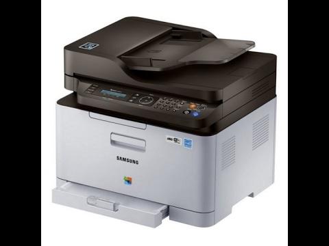 Samsung C480FW Color Laser, impresora Unboxing en Español 2017