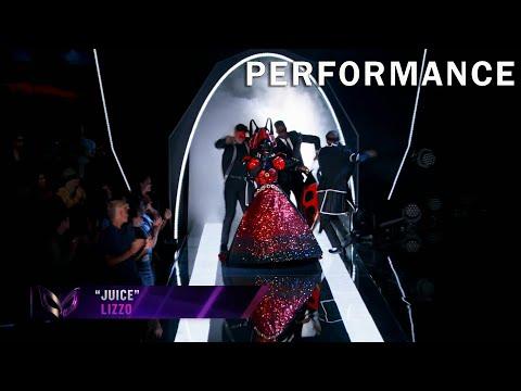 "Ladybug sings ""Juice"" by Lizzo | THE MASKED SINGER | SEASON 2"