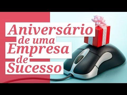 Mensagens De Aniversário De Empresa Mensagens De Aniversário