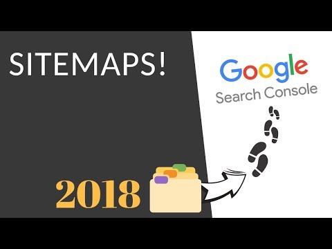 Sitemap bei Google einreichen –das Video das mir fehlte