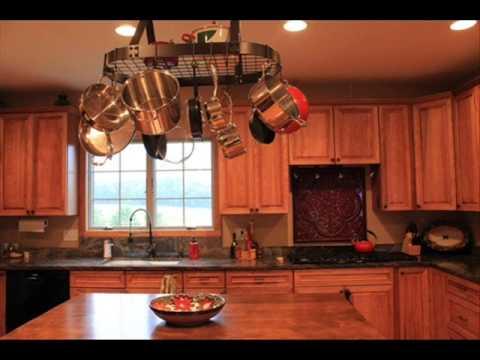 Old Dutch Oval Pot Rack; low ceiling pot rack, ceiling hanging pot rack