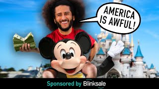 Colin Kaepernick CASHES IN On Wokeness Once Again