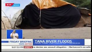 More than 700 families displaced after Tana River burst its banks