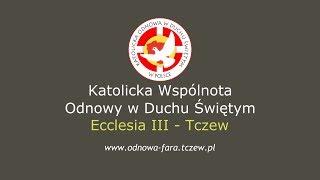 preview picture of video 'Msza Święta z modlitwą o uzdrowienie. Tczew, Fara 12.09.2013'