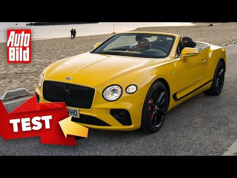 Bentley Continental GTC (2020): Neuvorstellung - Preis - Infos