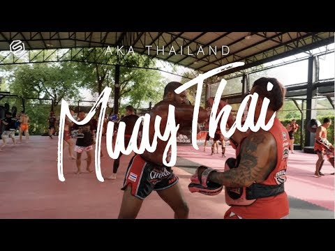 July 24 Muay Thai Evening Class Highlight At AKA Thailand – Phuket