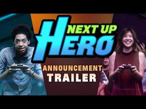 Next Up Hero Announcement Trailer thumbnail