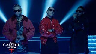 Kadr z teledysku Súbele el volumen tekst piosenki Daddy Yankee