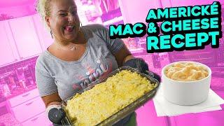 Vařím Americkou Klasiku MAC AND CHEESE! Recept