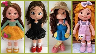 Cute And Amazing Amigurumi Doll Crocher Patterns Ideas