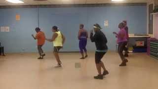 Best of Me Line Dance - New Orleans, LA