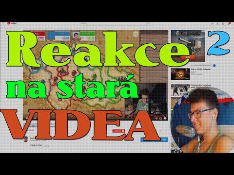 REAKCE NA STARÁ VIDEA