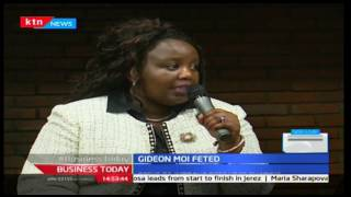 Baringo Senator Gideon Moi feted as legislator of the year in enactment of mining laws