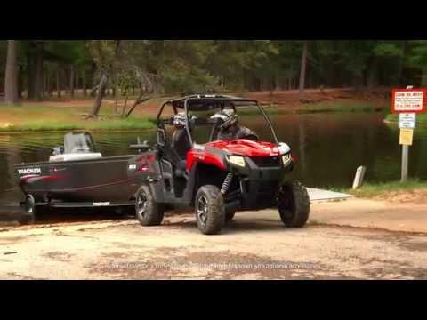 2016 Arctic Cat HDX 500 XT in Harrisburg, Illinois