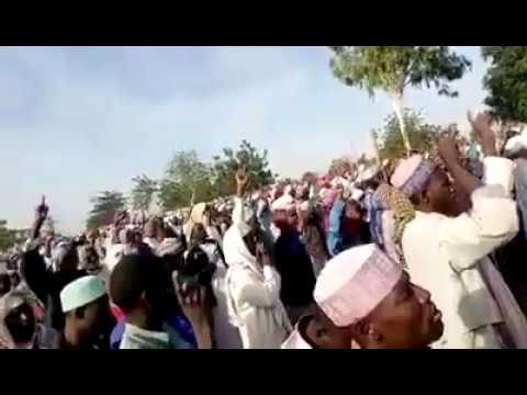 Fulani Sama Da Dubu Goma 10,000 Sun Karbi Addinin Musulinci Masha Allah