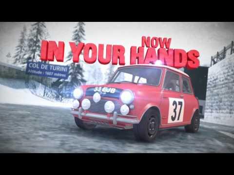 Classic Mini Cooper S jako první DLC do WRC3