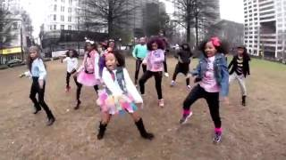 Dance 411 & Groove2musik presents Myjoi Copeland turns 7 hip hop video @iammyjoi