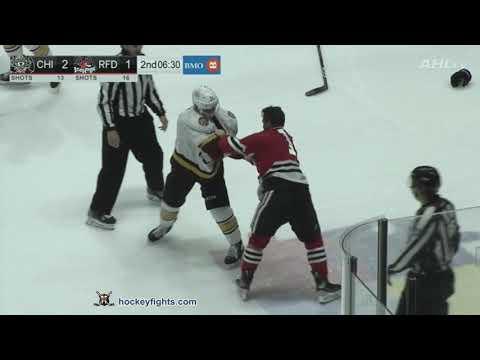 Garrett Mitchell vs. Josh Healey