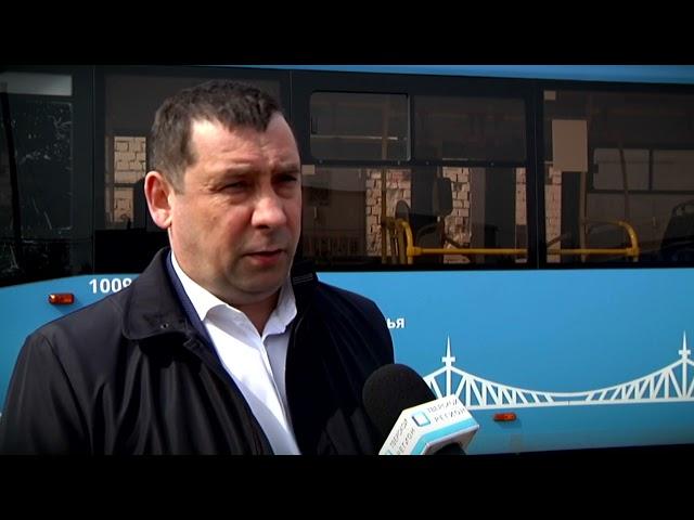 Вандализм в автобусах