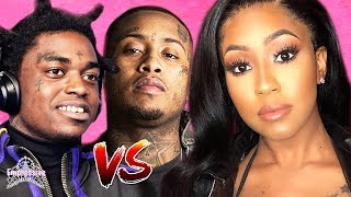 Yung Miami is in serious trouble...because of Kodak Black?! | Southside 808 vs Kodak