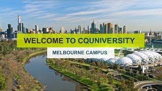 Welcome to CQUniversity Melbourne