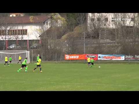 Schlager in der 2. Klasse Ost SV Achenkirch vs. SK. Jenbach II
