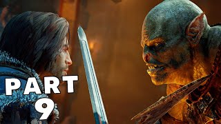Middle Earth Shadow of Mordor - Walkthrough Gameplay / 1080p HD (part 9) : گیم پلی بازی سایه موردور