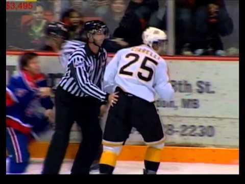 Kyle Burroughs vs Paul Ciarelli