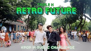 KPOP IN PUBLIC CHALLENGE // Triple H - RETRO FUTURE Dance Cover by Cli-max Crew(1theK dance contest)