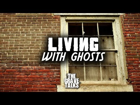 Living With GhostsThe Grave Talks Podcast