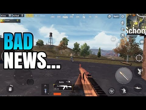 I Got Bad News... | FPP Solo VS Squad Highlights | PUBG Mobile