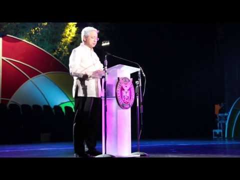 Message of President Alfredo E. Pascual at the UPAA General Reunion and Homecoming 2014