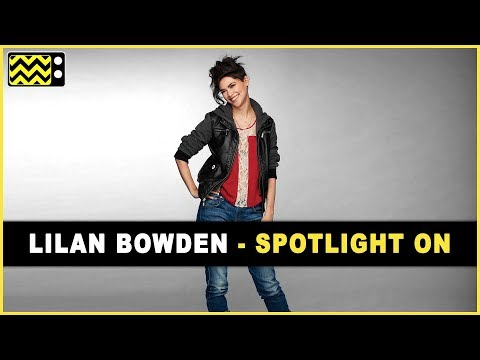 Lilan Bowden Interview | AfterBuzz TV's Spotlight On