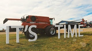 Stalled Belts & Bent Headers - Harvest Prep 2019