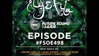 Future Sound Of Egypt Episode 498 with Aly & Fila (29.05.2017) #FSOE 498