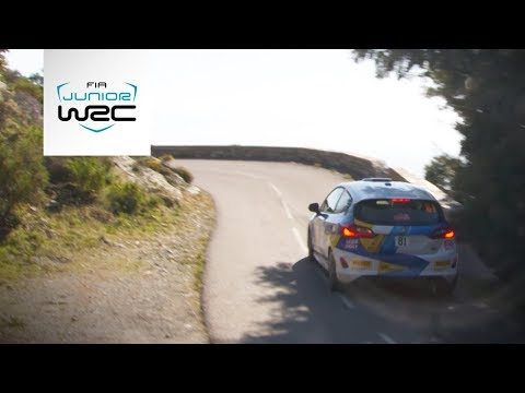 Junior WRC - Corsica linea - Tour de Corse 2019: Event Highlights