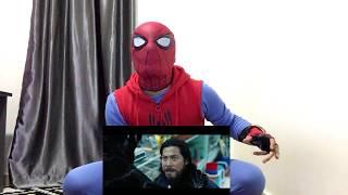 VENOM - Official Trailer 2 REACTION by MCU Spiderman