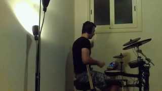 Asala Kool & The Gang Aktar_She's Fresh [Drum Cover]