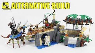 lego ninjago piranha attack alternative build - मुफ्त