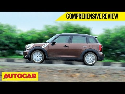 Mini Countryman (Diesel) | Comprehensive Review | Autocar India