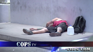 That'll Leave a Mark, Officer Sean Pascoe, COPS TV SHOW