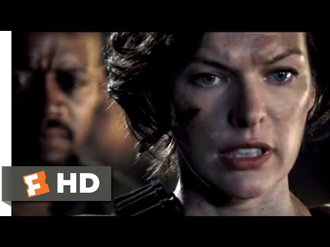 Resident Evil: The Final Chapter  (2017) - Defense Fortress Scene (4/10) | Movieclips