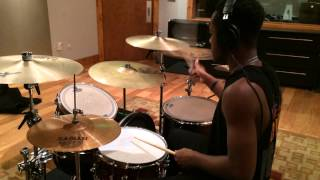 The Word Alive - 94th St. - Drum Cover - Brandon Johnson