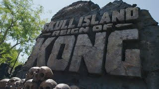 Science of Universal Orlando Resort: Skull Island: Reign of Kong