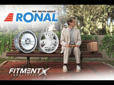 THE TRUTH ABOUT RONAL WHEELS