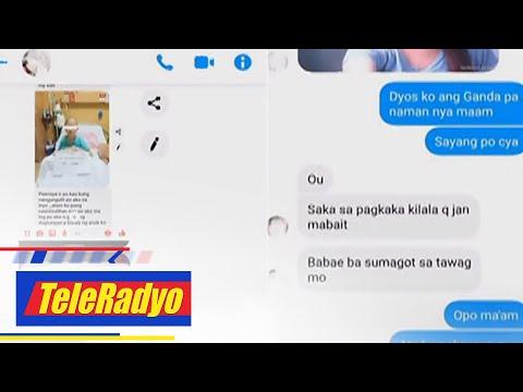 [ABS-CBN]  Larawan ng batang may leukemia, ginamit sa online scam | Teleradyo