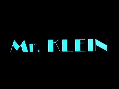 Monsieur Klein - Bande annonce 1976
