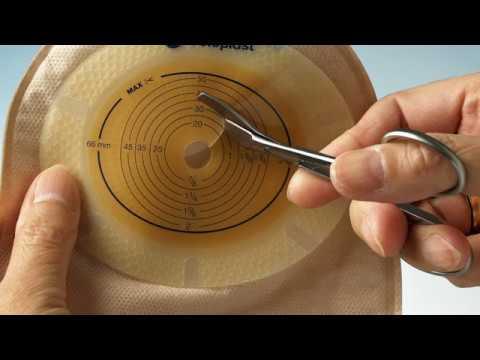 Coloplast Stoma Colo 1 delig open voorbereiding