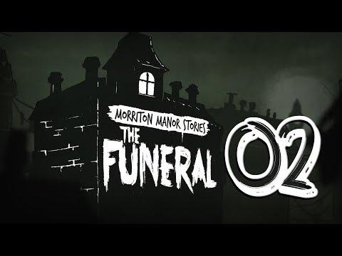 Pen & Paper Morriton Manor Stories: The Funeral - Teil 2 | Vier Männer und ein Todesfall