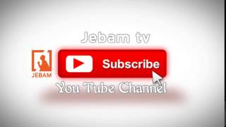 Subscribe Now Jebamtv YouTube